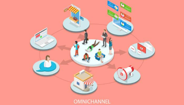 Omnichannel Approach for communication