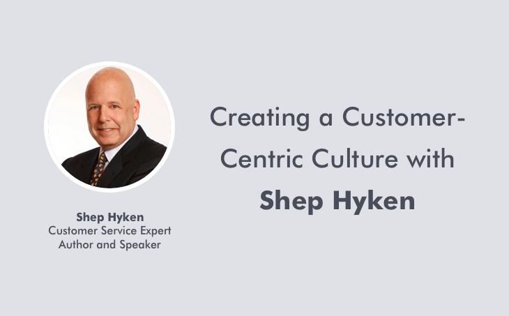 Shep Hyken Interview