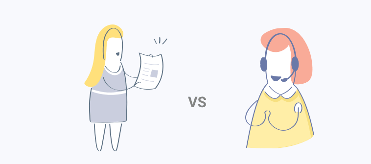 Help desk vs technical support