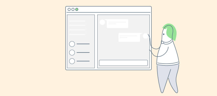 Improve customer support process by collaborative inbox