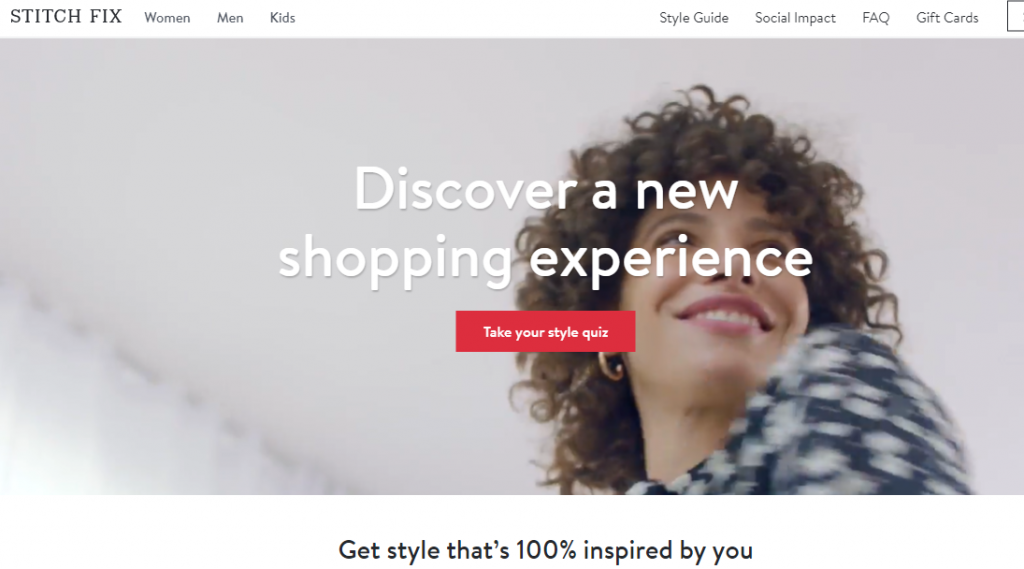 Stitch Fix Delivers 'Tailor-Made' Customer Experiences