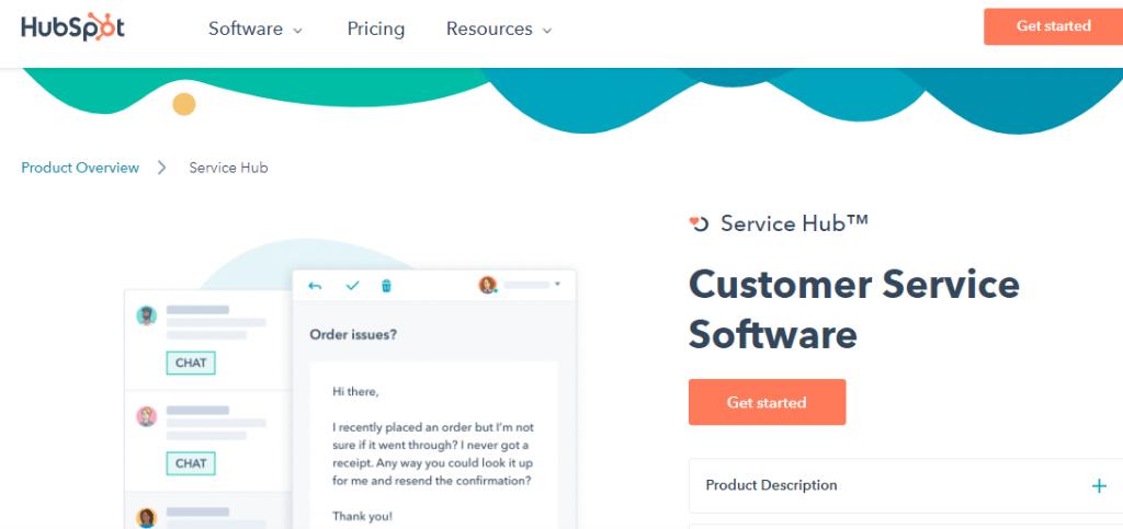HubSpot Service Hub best help desk alternative