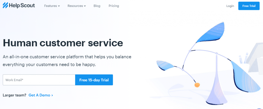Help Scout is another software cheaper than Freshdesk