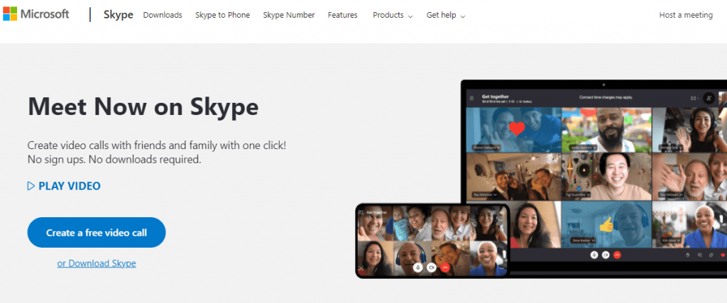 Skype is leading video communication tool