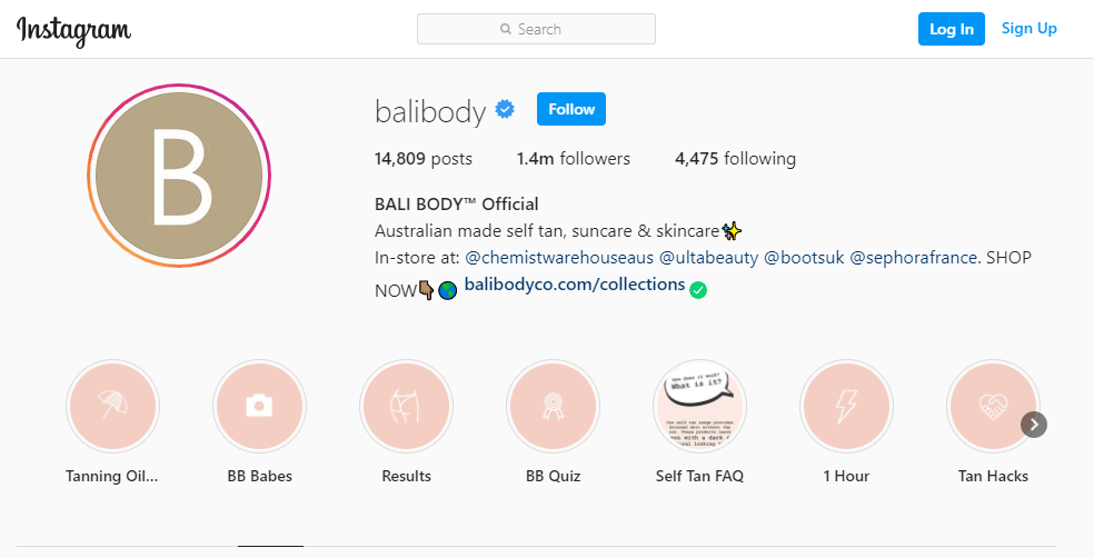 BaliBody Shares FAQs & Other Help Content on Instagram