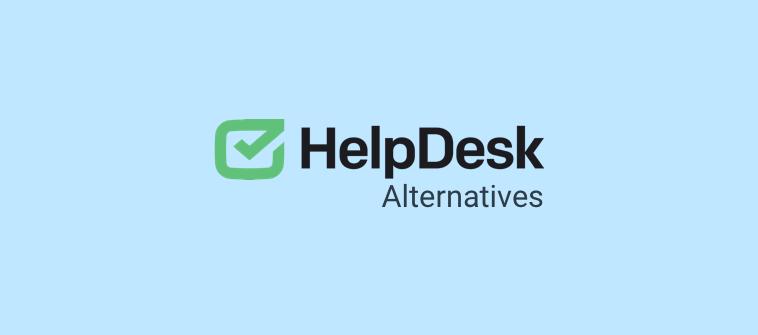 HelpDesk Alternatives