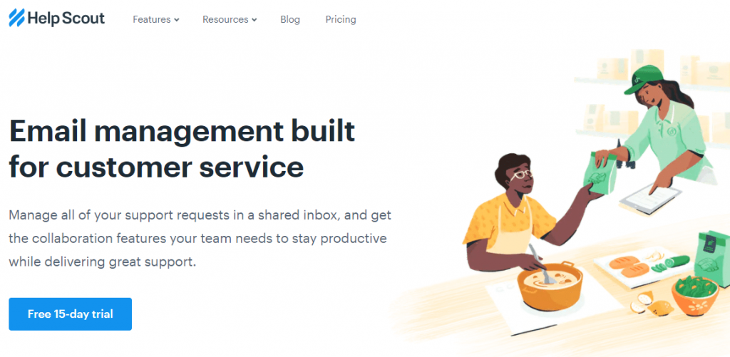 HelpScout is another important email management system