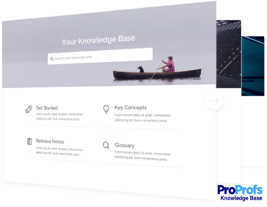 Make Knowledge Accessible & Encourage Self-Service