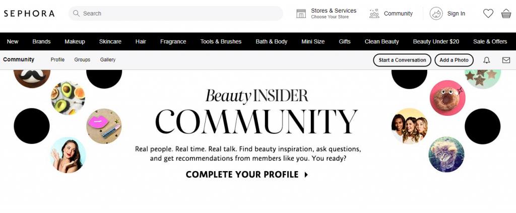 Create an Online Forum/Community