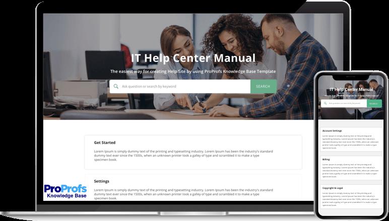 Build a Dedicated Self-Service Portal